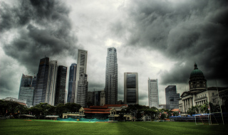 Singapore's growth in 2015 grim