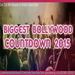Bollywood Countdown 2014