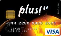 OCBC Plus Visa Card