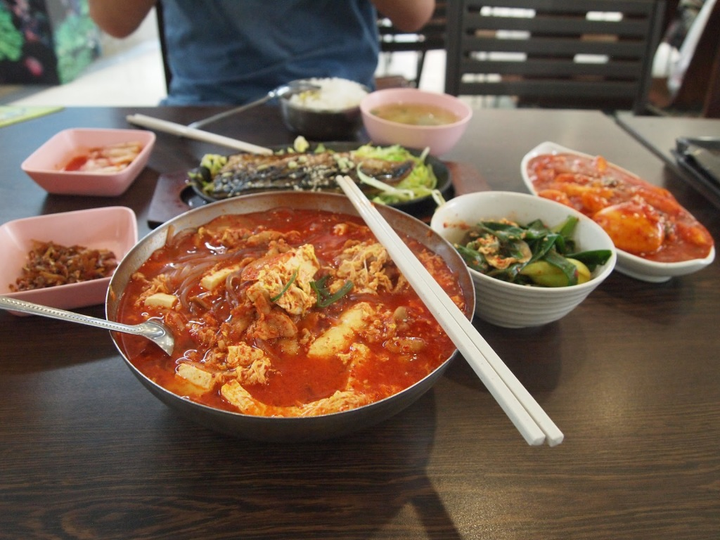 Kim Dae Mun Korean Food, Singapore