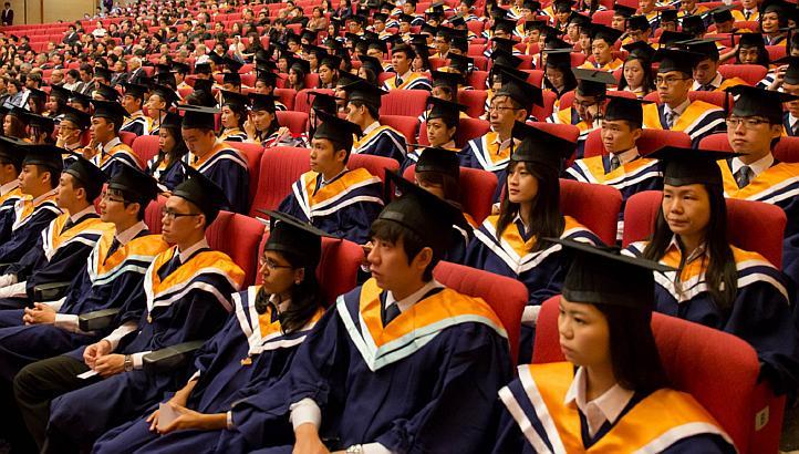 Singapore Graduation