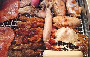 Sakura Charcoal Grill 2