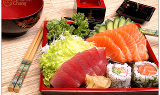 Cheap and Good Sushi in Singapore