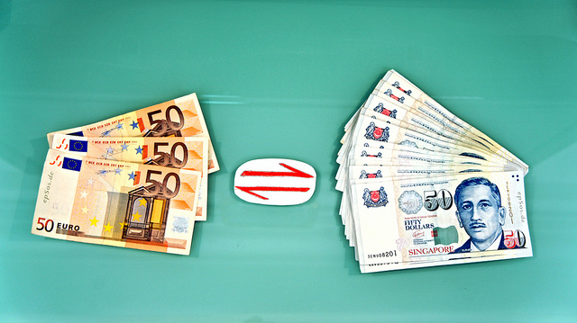 euro php exchange rate