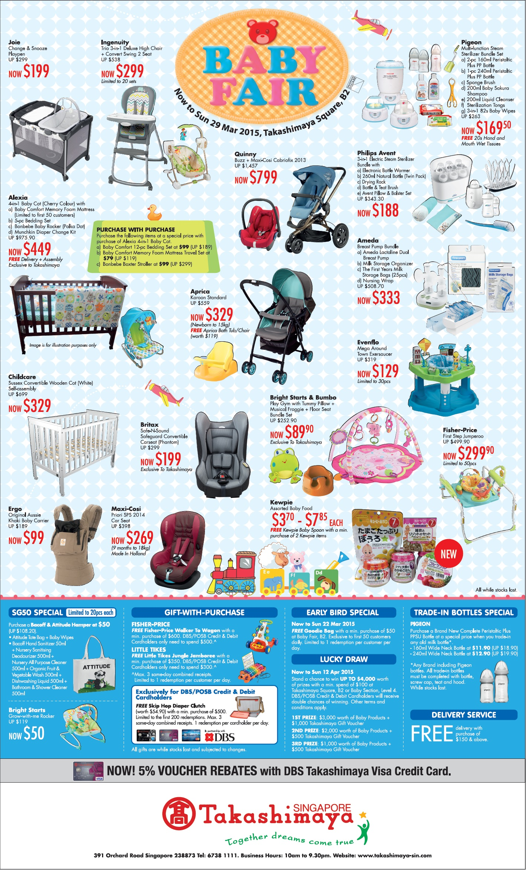 Baby Fair Ad