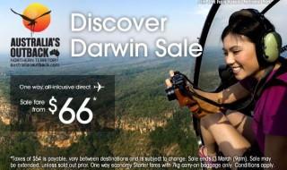 Discover Darwin Sale