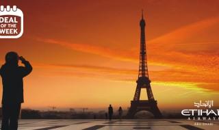 Etihad Paris
