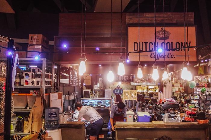Dutch Colony Coffee