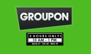 Groupon 3 Hours Featured