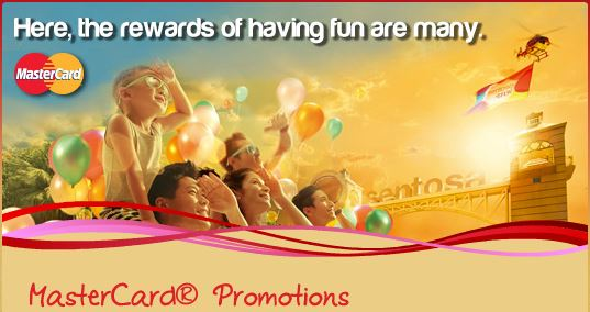 Mastercard Promotion