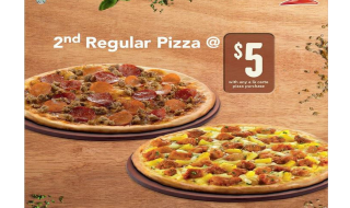 Pizza Hut 2nd Pizza 5