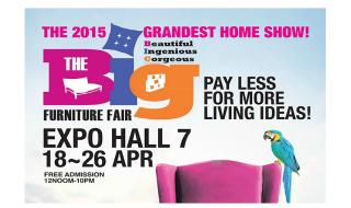 The Big Furniture Fair 2015