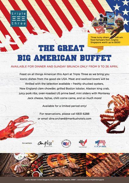 The Great Big American Buffet