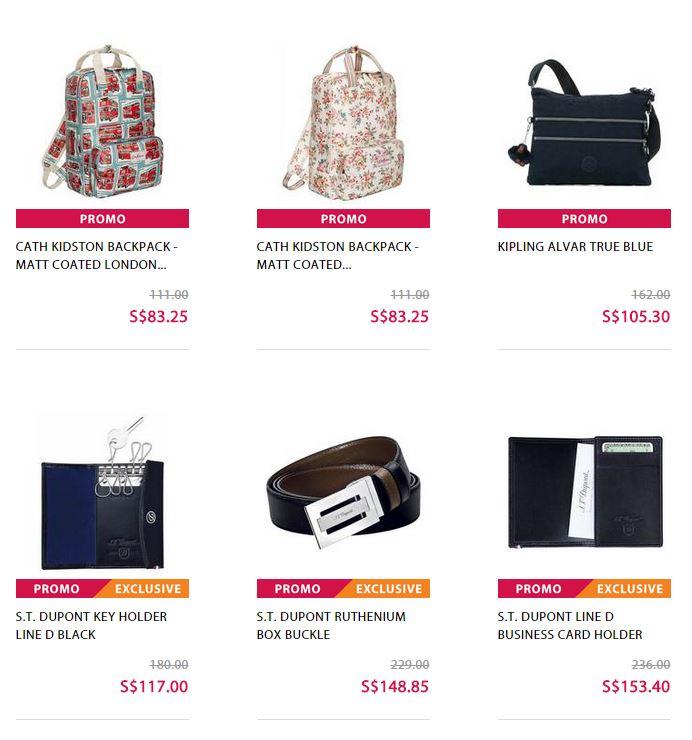 iShopChangi Shopping