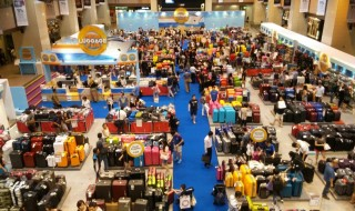 Mega Luggage Fair Takashimaya
