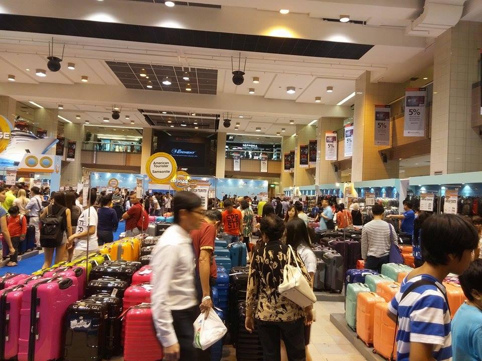 Mega Luggage Fair Photo 1