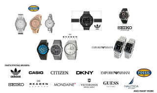 Branded Watch Warehouse Sale