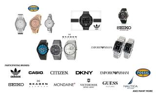 Branded Watch Warehouse Sale