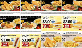 Long John Silver Coupons