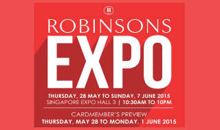 ROBINSONS EXPO FEATURED