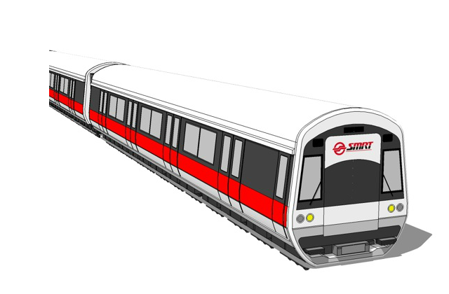 SMRT Train Featured