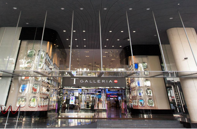 T Galleria Singapore Featured