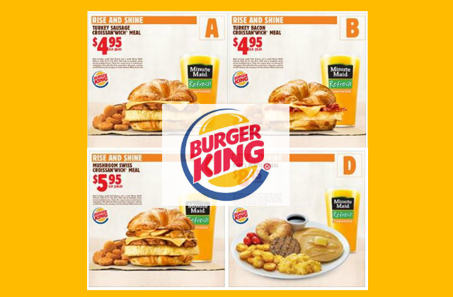 how to get burger king coupons