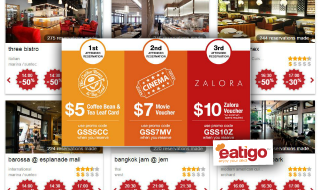 Eatigo Promotion