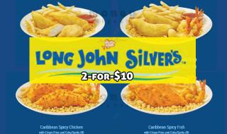 Long John Silver 2 For 10