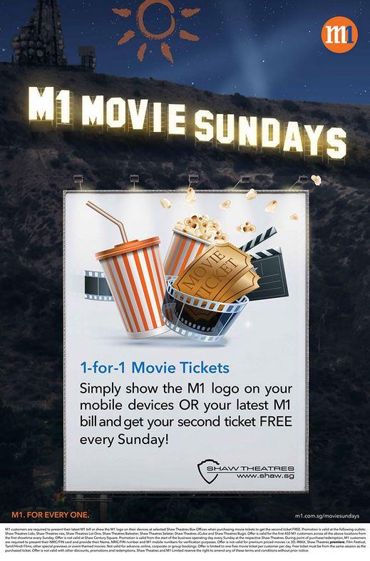 M1 Movie Sunday