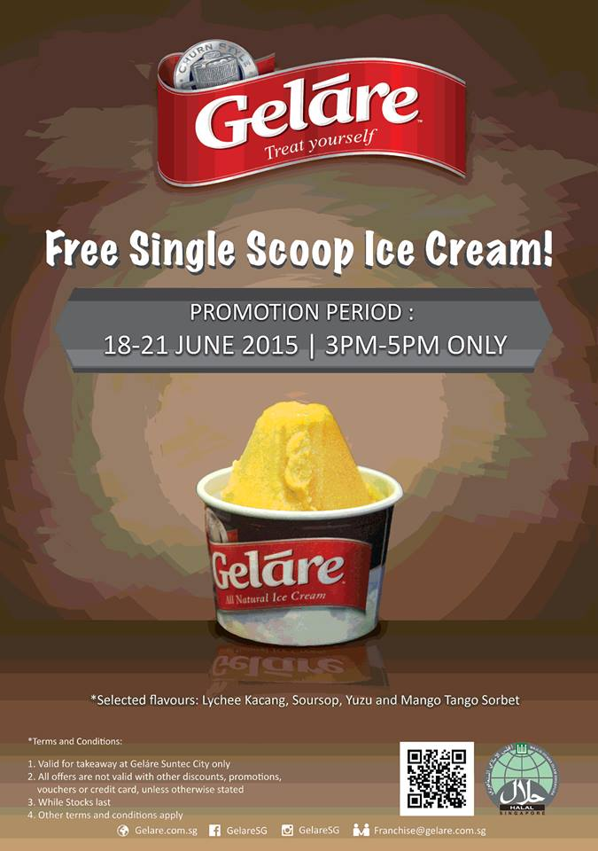 gelare free scoop