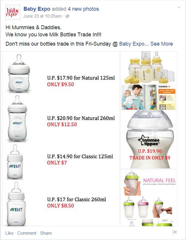 milk bottle trade in