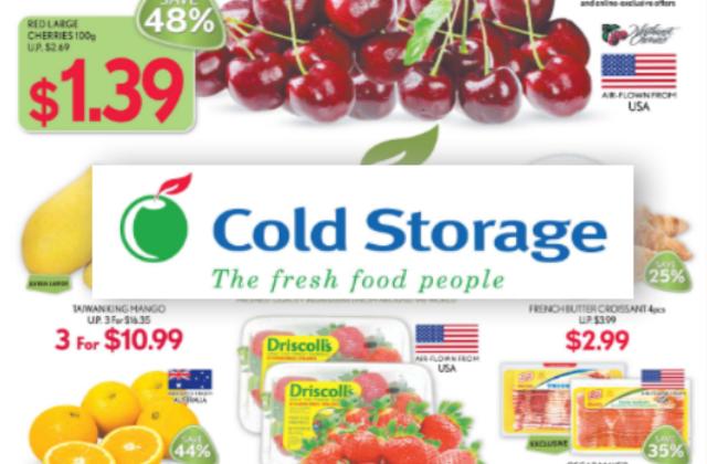 Cold Storage Promo 050715  sc 1 st  MoneyDigest.sg & Cold Storage: Weekly Promotions Ad (3 u2013 9 Jul 2015) | MoneyDigest.sg