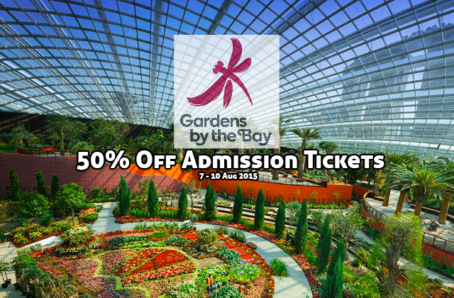 Gardens By The Bay Promo