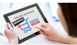 Groupon Online Shopping