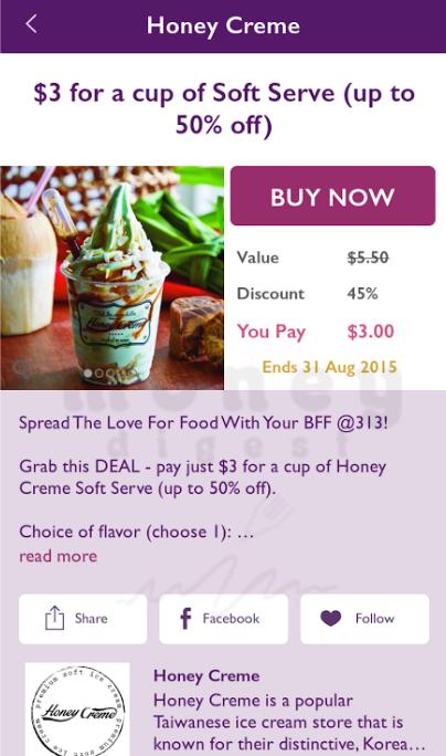 Honey Creme App Featured
