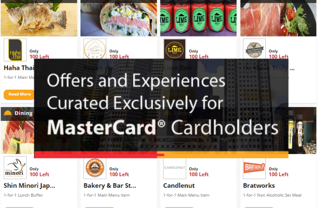 MasterCard Entertainer