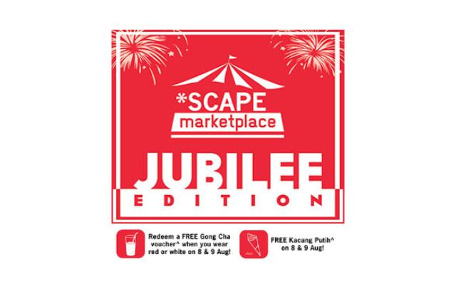 Scape Marketplace Jubilee Edition
