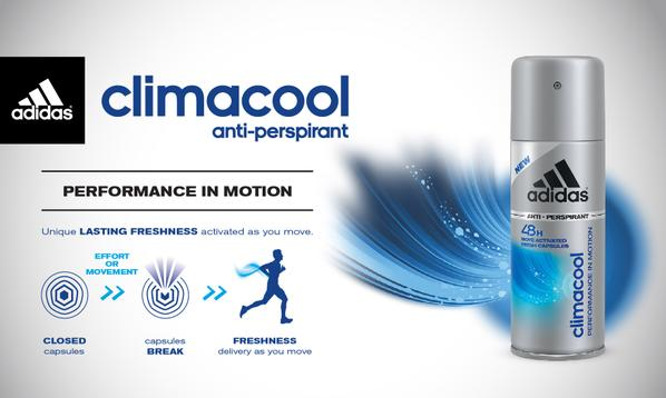 adidas climacool spray
