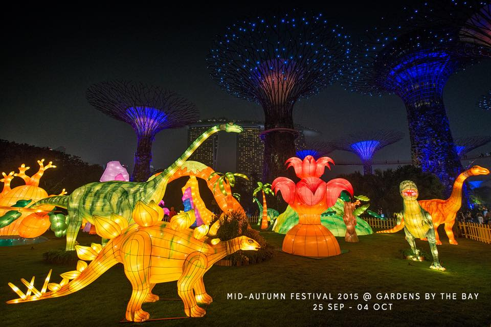 Gardens by the bay free entry to conservatories for senior and children 25 sept 4 oct 2015 - Garden by the bay festival ...