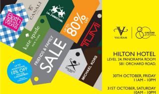 Valiram Group Sale