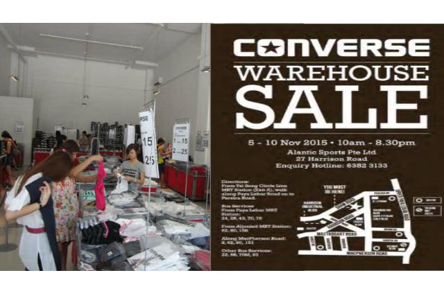 converse warehouse sale tai seng