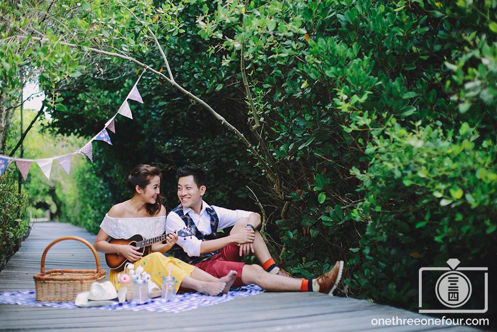 Bali Prewedding OneThreeOneFour Maxtu Photography - 5