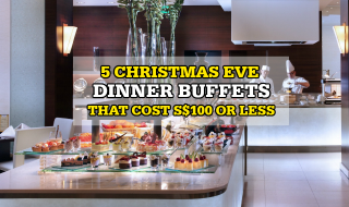 Christmas Eve Buffet
