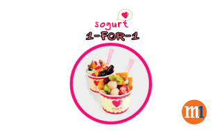 Sogurt 1 for 1