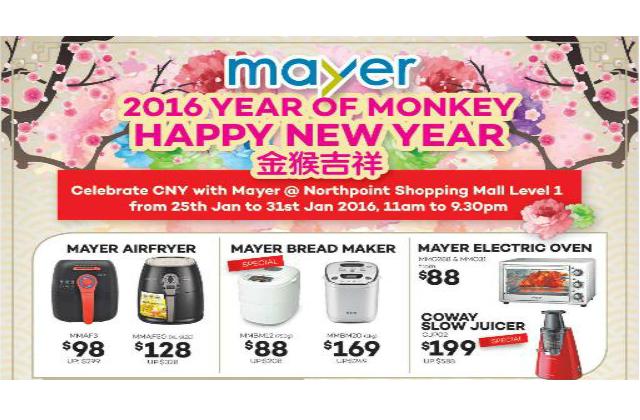 Mayer CNY Sale