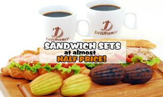 Delifrance sandwich set