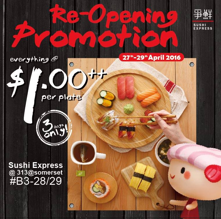 Sushi Express 313somersetSushi Express 313somerset