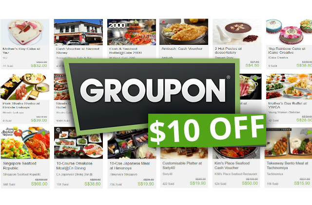 Groupon 10% Off Code that allow you to save 10% on your order Groupon First Time Purchase Code allow you to get Up to 90% Off on Groupon Clearance Sale Goods Up to 70% Off on s of Top-rated Groupon Gateways What is Groupon Student Program? Groupon Student Program is an amazing feature for college students that allow students to get 25% off.