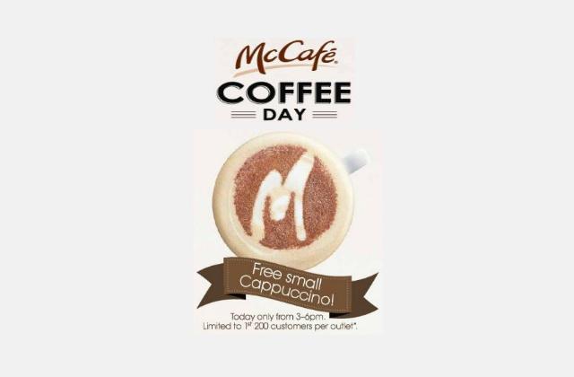 Mccafe coffee coupons december 2018